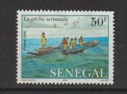 Sénégal 2006 Peche Artisanale Oblit. Used - Senegal (1960-...)
