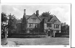 CPA PEACOCK HOTEL -ROWSLEY - Derbyshire