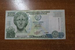 Cyprus 10 Pound - Chipre