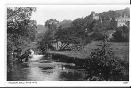 CPA HADDON HALL -RIVER WYE - Derbyshire