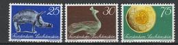 LIECHTENSTEIN  Xx  1971    MI 536-38   -  Postfrisch  -    Vedi  Foto ! - Liechtenstein