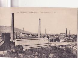 CPA -  572. CLERMONT FERRAND - Usine MICHELIN - Clermont Ferrand