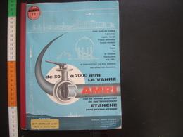 60'S Catalogue Vannes AMRI Loft Industrie Industriel - Bricolage / Technique