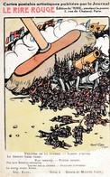 LE RIRE ROUGE ,THEATRE DE LA GUERRE ILLUSTRE PAR MARCEL CAPY REF 60694 - Autres