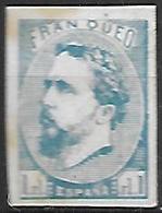 ESPAGNE   -   Carlistes  -   1873 .  Y&T N° 1 * - Carlistes
