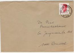 Poststempel  REGIE POST  N 6 G - Documentos Del Correo