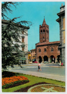 MONZA   ARENGARIO           (VIAGGIATA) - Monza