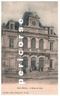 30   Saint Ambroix    L'Hôtel De Ville - Saint-Ambroix