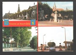 Baarle-Hertog / Baarle-Nassau - Groeten Uit Baarle - Multiview - Baarle-Hertog