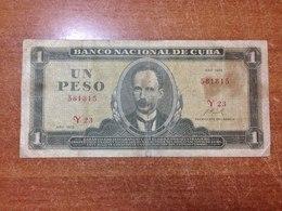 Cuba 1 Peso - Cuba