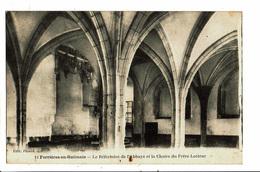 CPA - Carte Postale FRANCE - Ferrières-en-Gâtinais Le Réfectoire De L'abbaye En 1924  VM5601 - Montargis