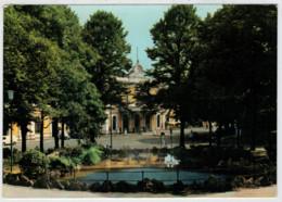 MONZA   STAZIONE  FERROVIARIA              (VIAGGIATA) - Monza