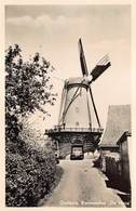 Windmolen Molen Windmill Moulin à Vent   Ouddorp, Korenmolen De Hoop   Echte Fotokaart     L 564 - Windmolens