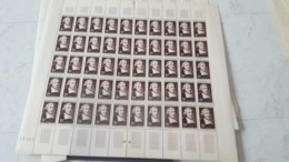 LOT 467219  TIMBRE DE FRANCE NEUF** LUXE N°882  FEUILLE - Full Sheets