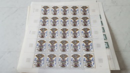 LOT 467239  TIMBRE DE FRANCE NEUF** LUXE   FEUILLE - Full Sheets