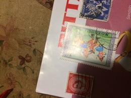 MONGOLIA ALLEGORIE - Postzegels