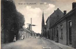 Windmolen Molen Windmill Moulin à Vent   Groet Uit Klundert   Uitgever Nauta , Velsen     L 577 - Windmolens
