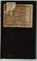 Dour Elouges Boussu Livret De Travail/Werkboekje 1910-1930 Charbonnages Des Chevalières, Grande Machine à Feu... 7 Scans - Unclassified