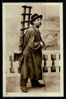 Ref 1320 - France - Unusual Ethnic Postcard - Un Vitrier Ambulant - Travelling Glazier - Europe