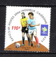 Nuova Caledonia  -  2006. Calciatori E Logo. Footballers And Logo. MNH - 2006 – Germania