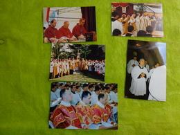 Lot De Photos  Ceremonie Religieuse -lieu A Determiner- - Personas Anónimos