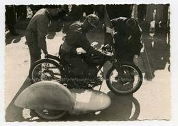 """""""Autos / Motos / Side-cars Compétition"""". Photographie Provenant D'un Ensemble (collectionneur) Sur - Photographs"""