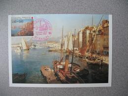 Carte Maximum 1991   N°  2733 - 1990-99