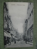LOUVAIN - DIESTERSCHE STRAAT - Leuven