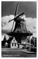 Windmolen Molen Windmill Moulin à Vent    Zaandijk  Molen De Dood Echte Fotokaart     L 584 - Windmolens