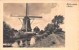 Windmolen Molen Windmill Moulin à Vent  Molen Bij Het Naardermeer  Muiderberg  L 585 - Windmolens