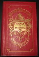 MICKEY ET MINNIE - French Bibliothèque Rose Illustrée - Hachette 1932 - Walt Disney / Magdeleine Du Genestoux - 11 Scans - Disney