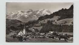 ALLEMAGNE ALPEN UND SCHROTHKURORT OBERSTAUFEN - Oberstaufen
