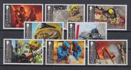 Gibraltar 2015 Mi.-Nr. 1661-68 Satz 8 Werte  150 Jahre Feuerwehr - Gibraltar