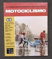 Motociclismo - La Rivista Internazionale Per Tutti I Motociclisti - N. 7 - 1969 - Libros, Revistas, Cómics