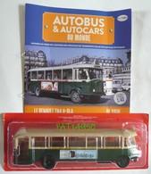 AUTOCAR BUS AUTOBUS RENAULT TN4 H BLA RATP Ligne 91  Publicité CONTREXEVILLE & NICOLAS ORPAYA - Ixo