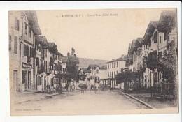 CPA France 64 - Ainhoa - Grand'Rue  -  Achat Immédiat - Ainhoa