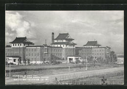 AK Hsin-King, Headquarters Of Kanto Army And Nippon Embassy, Japanische Botschaft - China