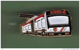 BUS *** LIGNE 4 *** 1039 - Transports