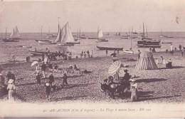 CPA -  40. ARCACHON - La Plage à Marée Basse - Arcachon