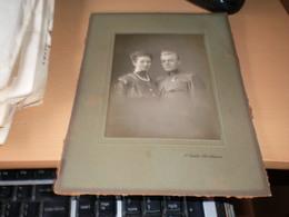 Old Cardboard Soldiers F Ruhle Nordhausen Big Format - War, Military