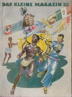 WW2  DAS KLEINE MAGAZIN N°42  1939 Naturisme   Voir  Scans  TTB état - 5. Guerre Mondiali