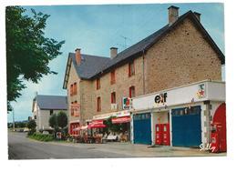 MARGERIDES - Hôtel Du Puy Blanc - MECHIN HERODY ( POMPE A ESSENCE - STATION SERVICE - ELF ) - Ohne Zuordnung
