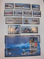 Australische Geb. ANTARKTIS AAT 1986-2008 Komplett Postfrisch (+2009/10) (1174) - Unused Stamps