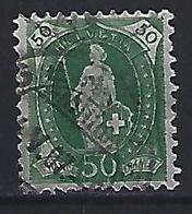 Switzerland 1905 Helvita  Mi.78 - 1882-1906 Coat Of Arms, Standing Helvetia & UPU
