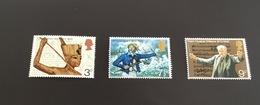 Grande Bretagne 1972 Anniversaries - 1952-.... (Elizabeth II)
