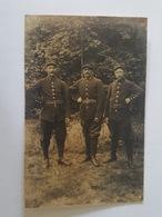 Tournus - Carte Photo - Groupe De Militaires Du 37 ème D'Infanterie? En Tenue - Baïonnette à La Ceinture - France
