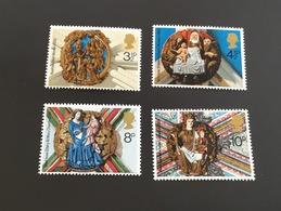 Grande Bretagne 1974 Christmas - 1952-.... (Elizabeth II)