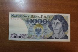 Poland 1000 Gold 1982 - Polonia
