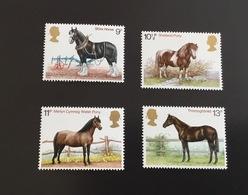 Grande Bretagne 1978 Horses - 1952-.... (Elizabeth II)