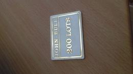JETON FORAIN 200 LOTS JOHN - BULL - Seasons & Holidays
